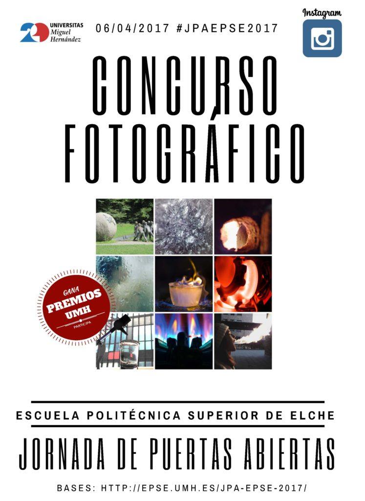 Cartel JPAEPSE Concurso Fotos