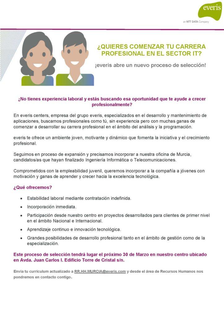 20170330 Oferta procesos junior